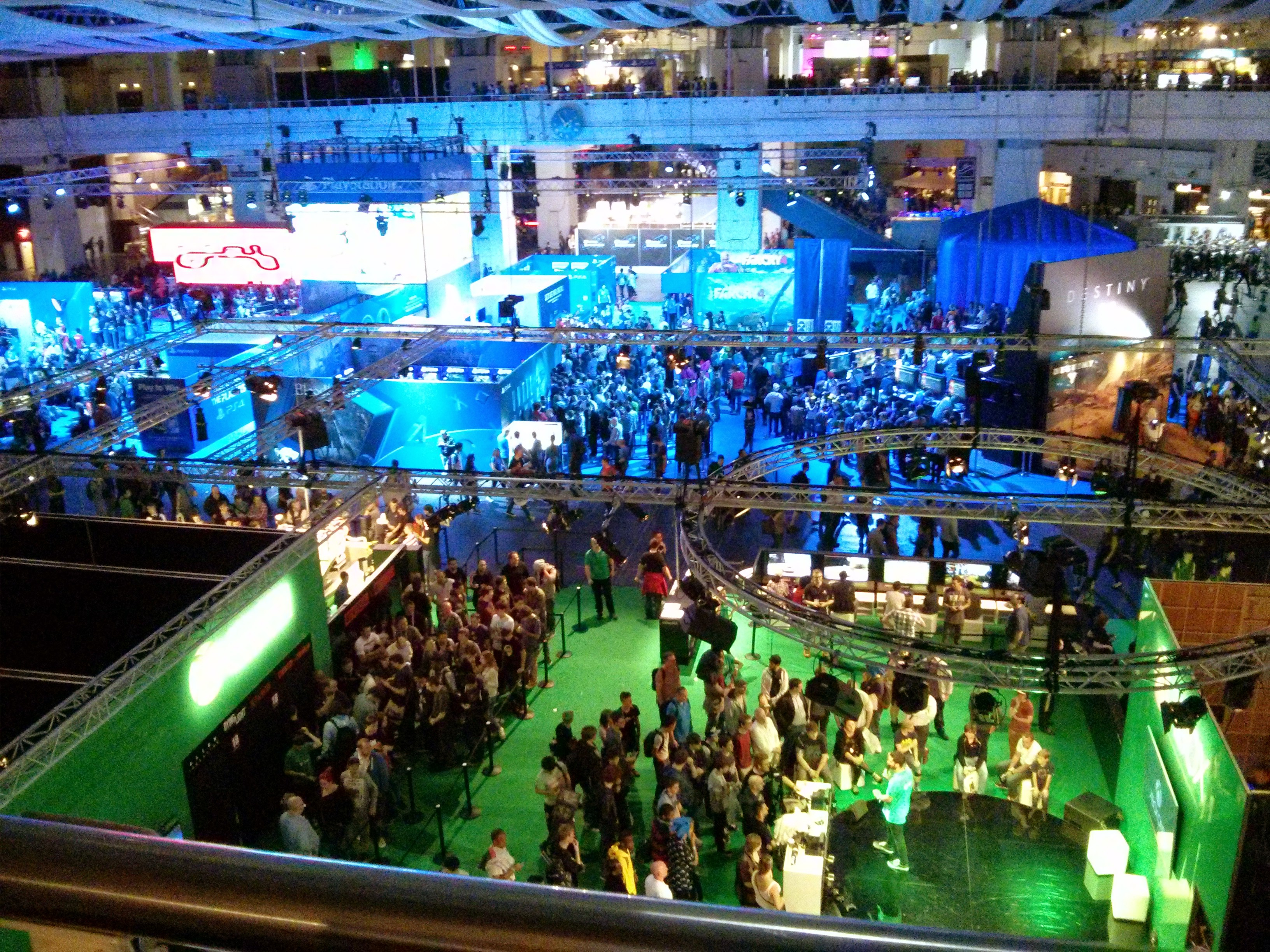 A solo developers perspective on EGX London