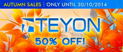 Teyon Autumn 3DS eShop Sale