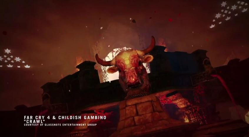 Far Cry 4 and Childish Gambino – The Collaboration Trailer
