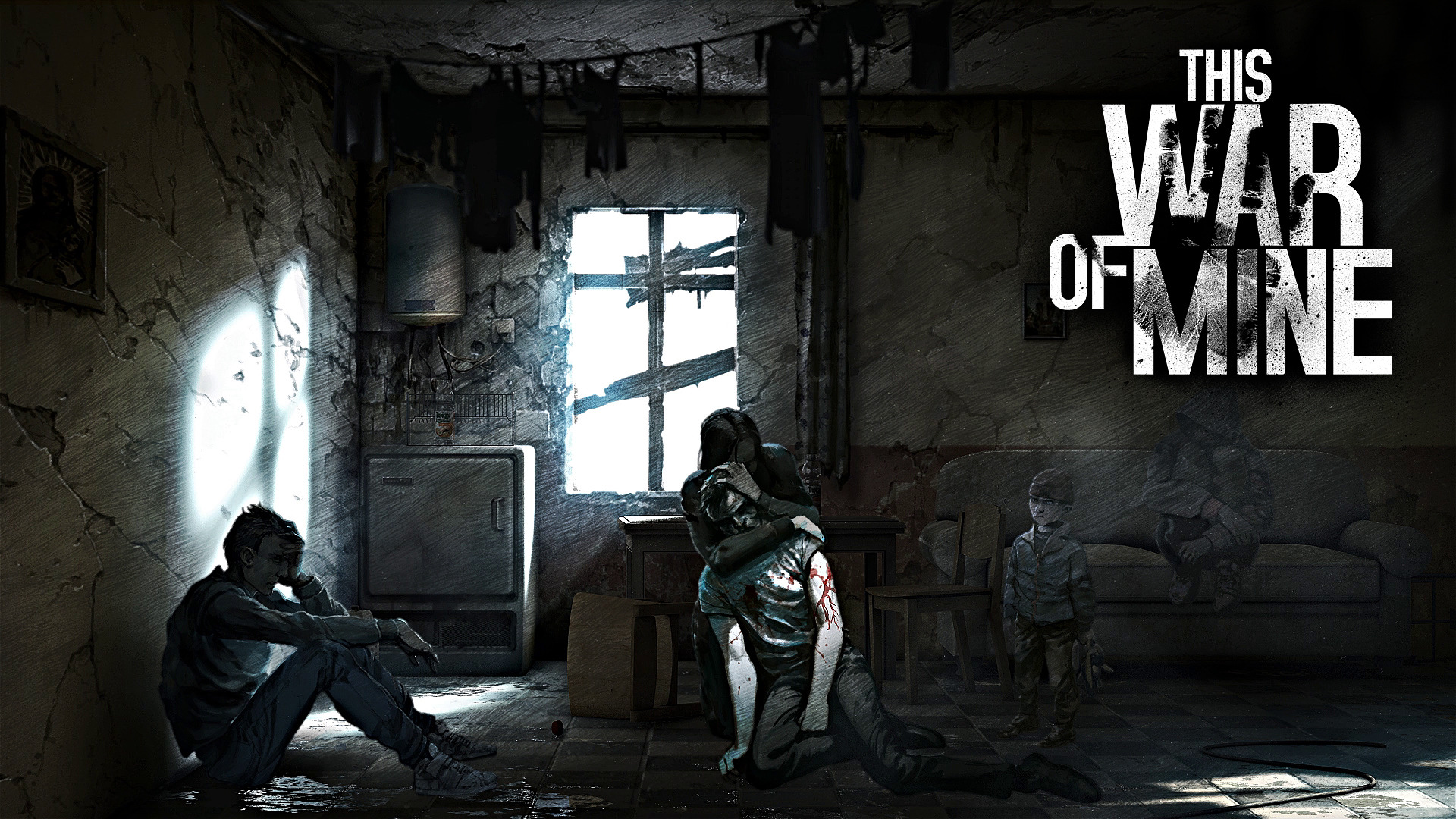 How A Programmer Becomes A Priest in This War of Mine