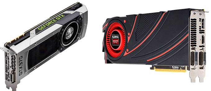 Advent Showdown Round 4 : Graphics Cards