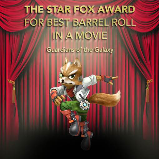 Nintendo announces the winner of the 2015 Oscars