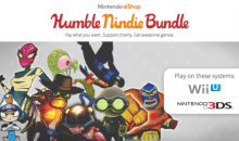 Humble Bundle offers 3DS and WiiU Bundle