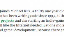 Advice for New Indie Game Developers by JM Ritz