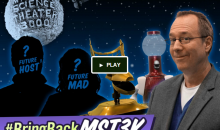 YOU can help to #BringBackMST3k