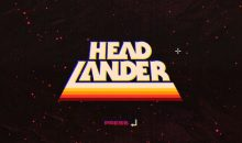 Brandon@MoonBooks plays Double Fine's Headlander