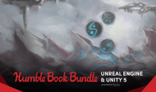 Humble Unreal Engine and Unity 5 Book Bundle